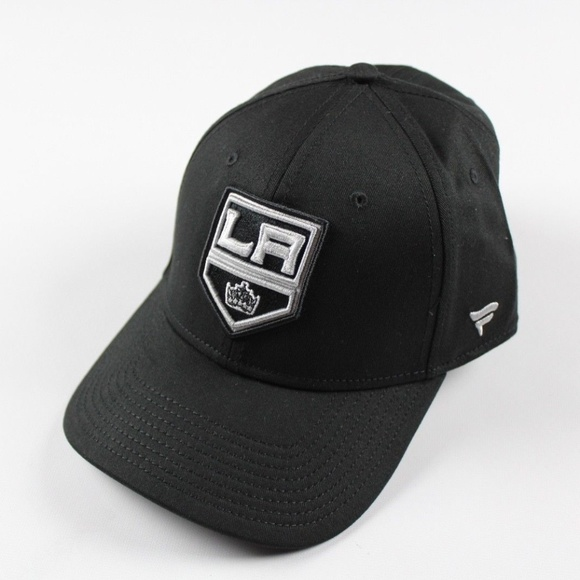 80476828 Fanatics Accessories | Kings Hockey Ml Spell Out Hat Cap Nhl | Poshmark